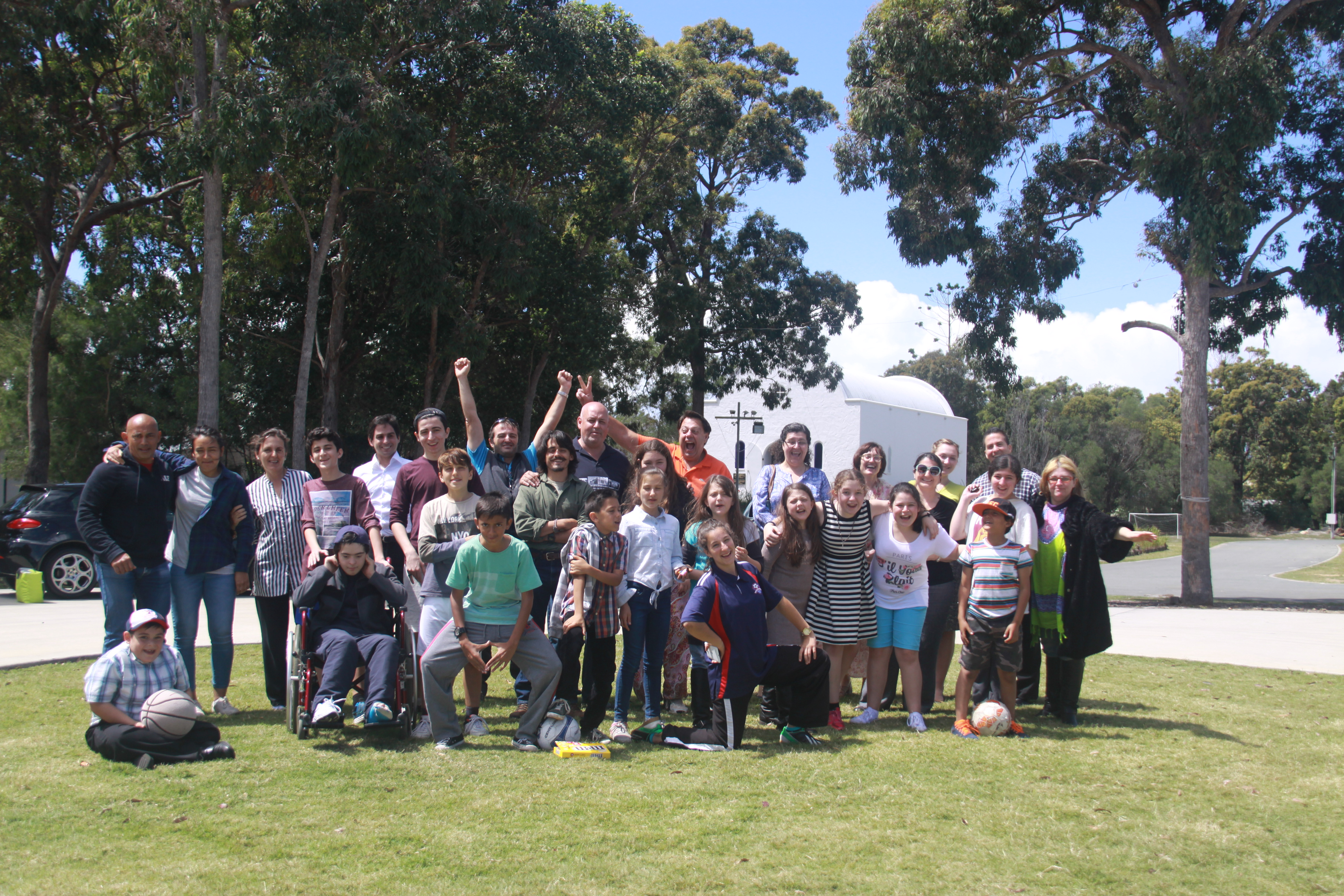 Retreat at Bribie Island 18-20 Sep 2015